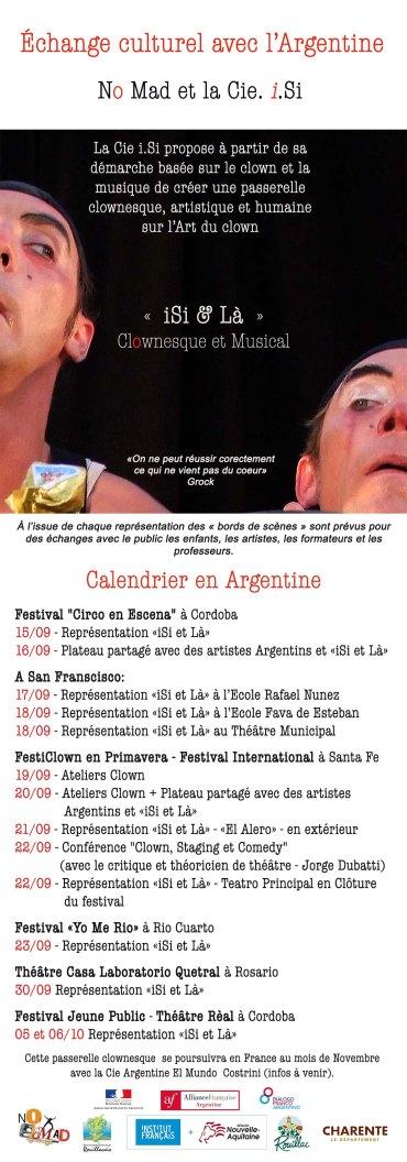 Echange Culturel avec l'Argentine